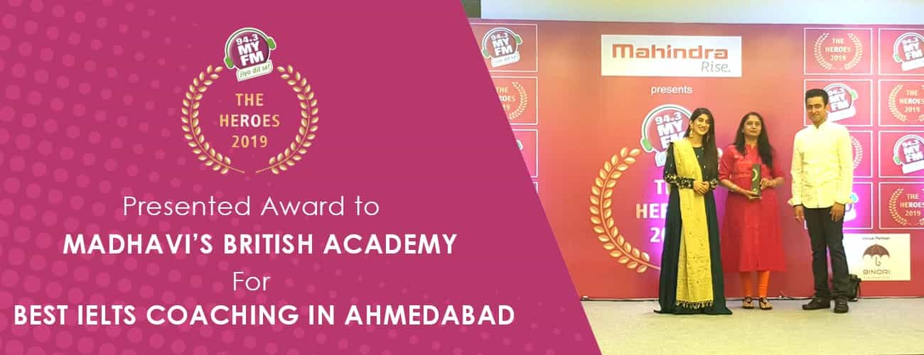 Best IELTS Coaching in Ahmedabad