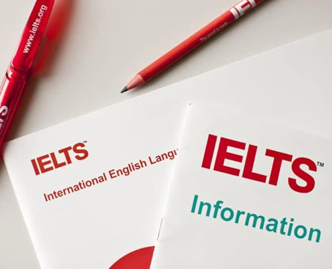 IELTS Coaching Class in Ahmedabad