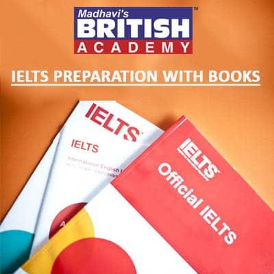 IELTS PREPARATION WITH BOOKS