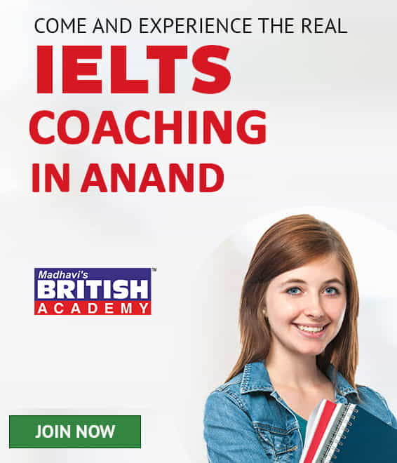 IELTS coaching in Anand