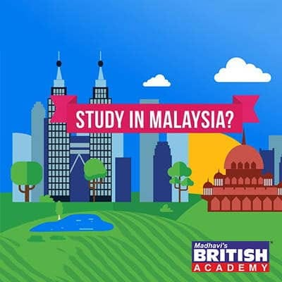 Want to study in Malaysia go for IELTS